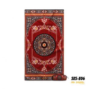 sajadah travel batik premium
